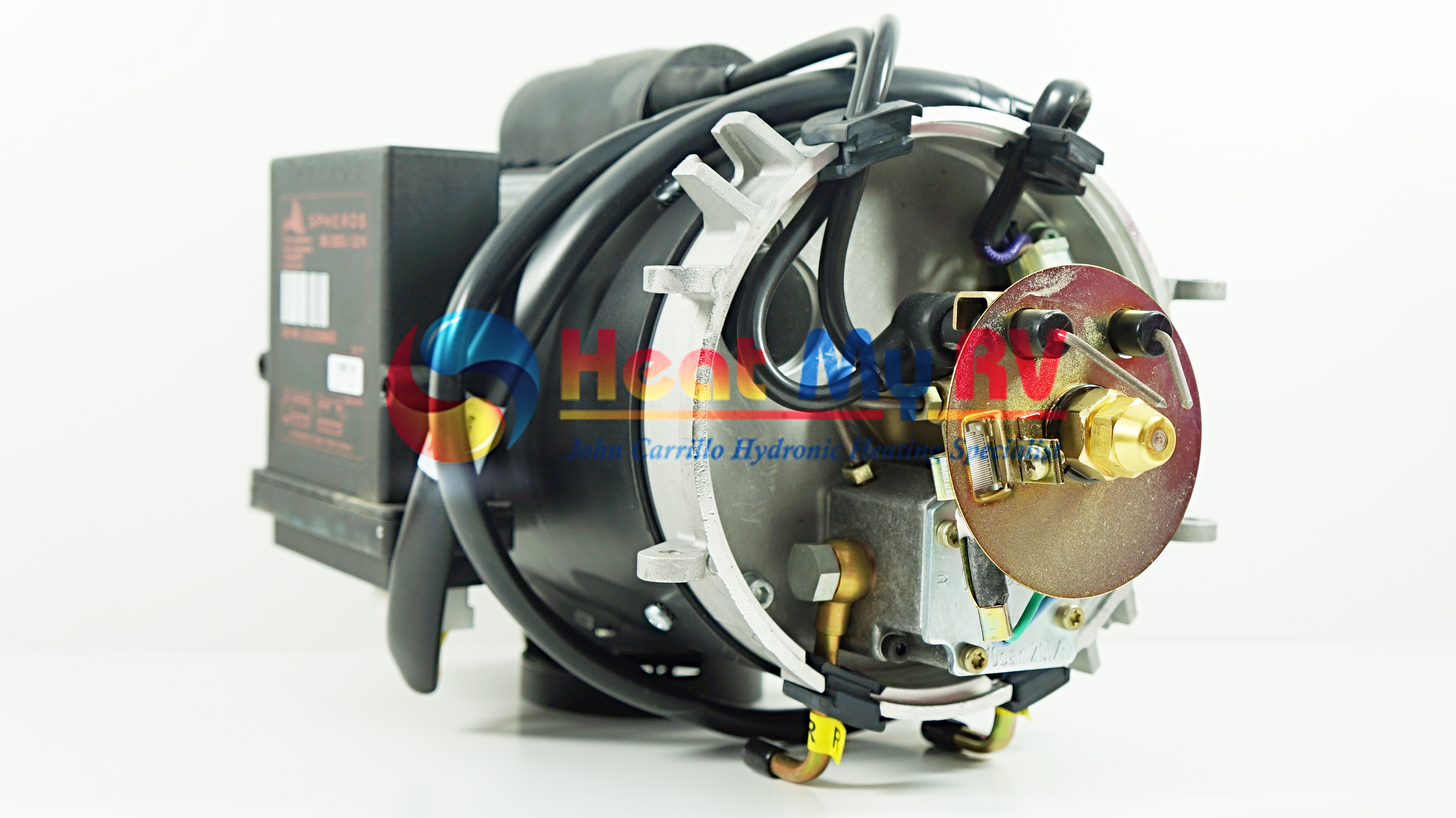 new aqua-hot or hydro-hot diesel burner with control unit, modified for any  model – jch-n90-b80