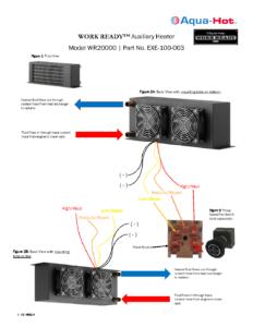 WR20000 Auxiliary Heater Installation Manual ⋆ Heat My RV