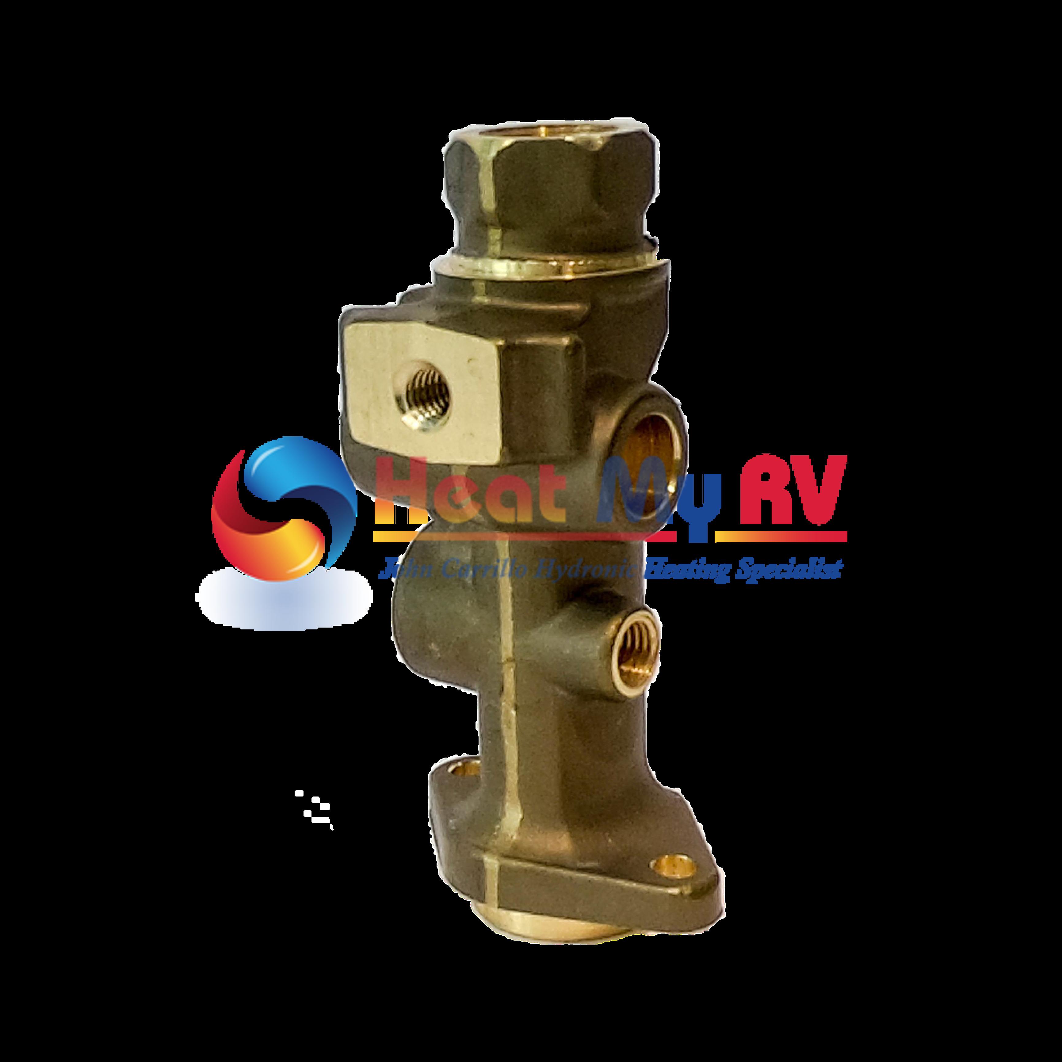 Nozzle Stand, Webasto DBW 2010-300 - Aqua Hot RV Hydronic Heating -  WPX-412-198